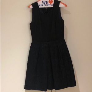 great condition black and navy dress